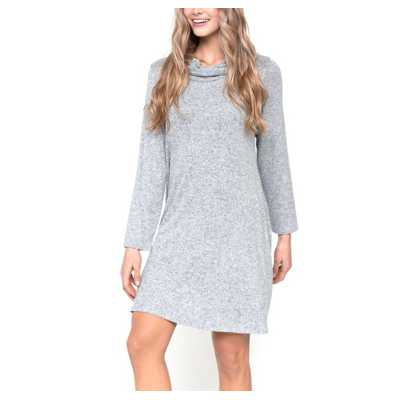 Women's Downeast Cowl At The Moon Dress