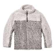 Women's dylan Sherpa 1/4 Zip Pullover Sweatshirt