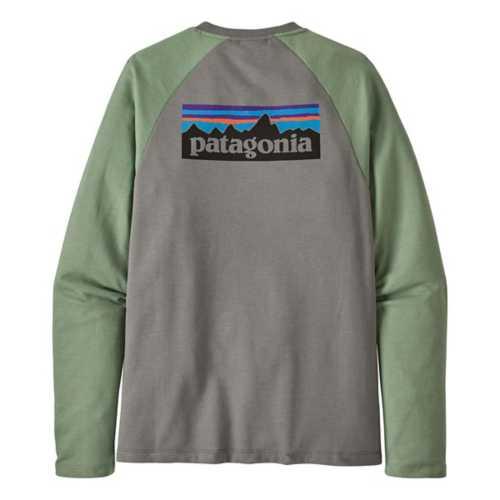 Men's Patagonia P-6 Logo Lightweight Crew Sweatshirt
