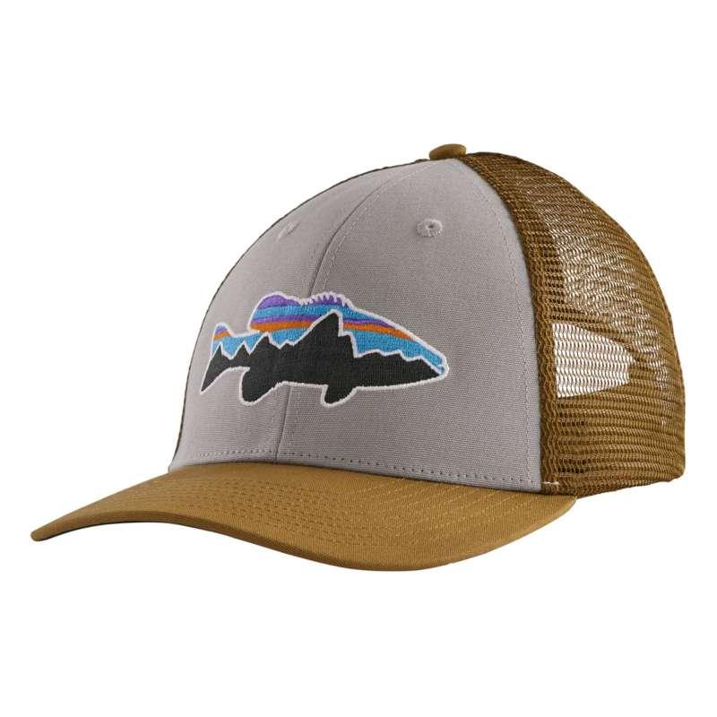 Patagonia Fitz Roy Fish LoPro Trucker Hat
