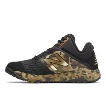 Men's New Balance 3000v4 Camo Baseball Turf Shoes