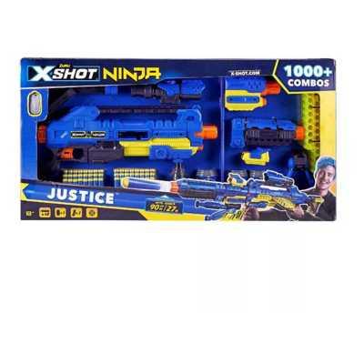 Zuru X-Shot Ninja Justice Blaster