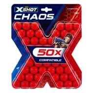Zuru X-Shot Chaos Ball 50-Pack