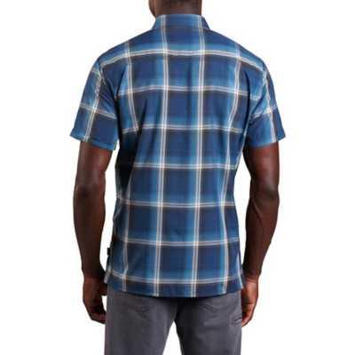Men's Kuhl Response Button Up Short Sleeve Shirt