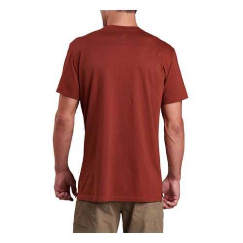 Men's Kuhl Born In The Mountains Klassik Fit Short Sleeve T-Shirt