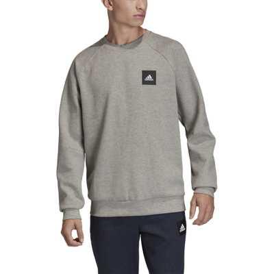 Men's adidas Must Haves Essential Stadium Crew Sweatshirt