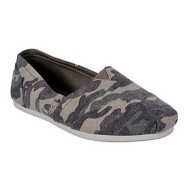 Women's Skechers Bobs Camo Shoes
