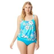 Women's Beach House Sarah Garden State Plus Size Tankini