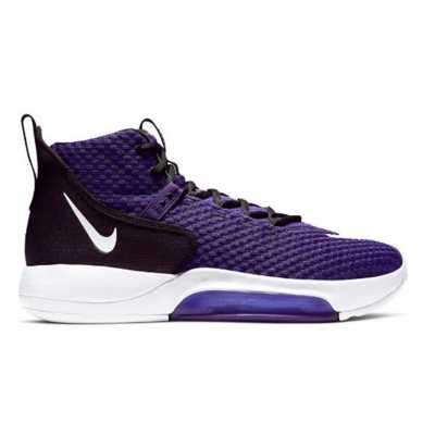 Court Purple/White-Black