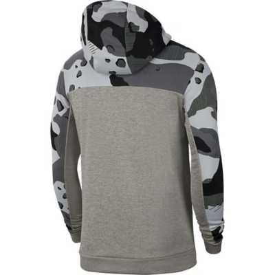 Men's Nike Therma Camo Color Block Hoodie