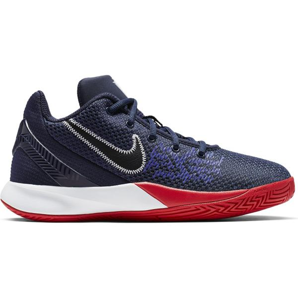 reputable site ffb9e 38fca Tap to Zoom  Obsidian Black-University Red-Game Royal Tap to Zoom  Grade  School Nike Kyrie Flytrap II Basketball Shoes