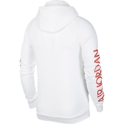 Men's Air Jordan Jumpman Classics Fleece Pullover Hoodie