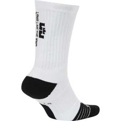 Nike LeBron Elite Long Live The King Basketball Socks