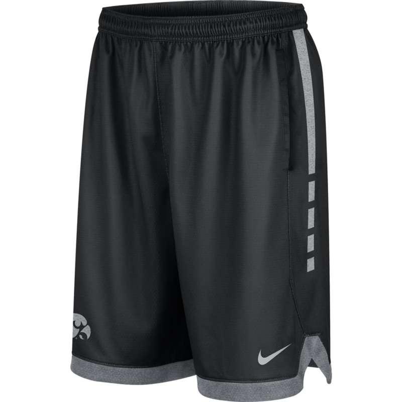 Nike Iowa Hawkeyes Dri-FIT Elite Basketball Shorts