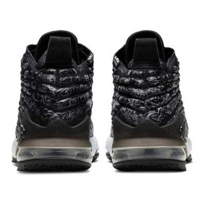Boys' Nike LeBron XVII Basketball Shoes