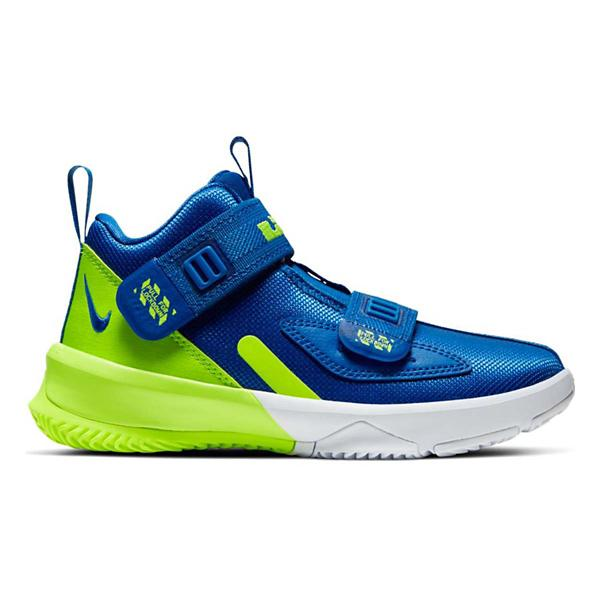 sale retailer 4f6db a9dcf Preschool Nike LeBron Soldier 13 Basketball Shoes