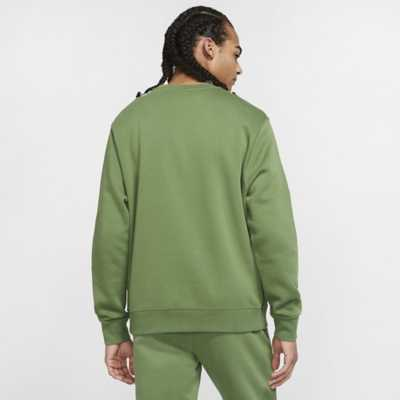 Men's Nike Sportswear Club Long Sleeve Crew