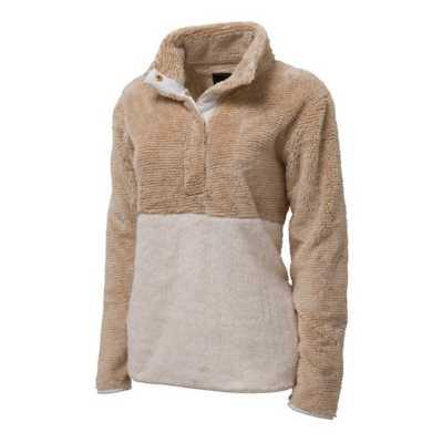 Women's Boxercraft Fuzzy Fleece 1/4 Zip