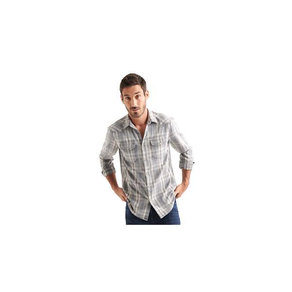 8a6d9e81f0 Men s Lucky Brand Santa Fe Western Long Sleeve Shirt