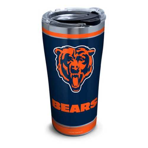 Tervis Chicago Bears Touchdown Stainless Steel 20oz Tumbler