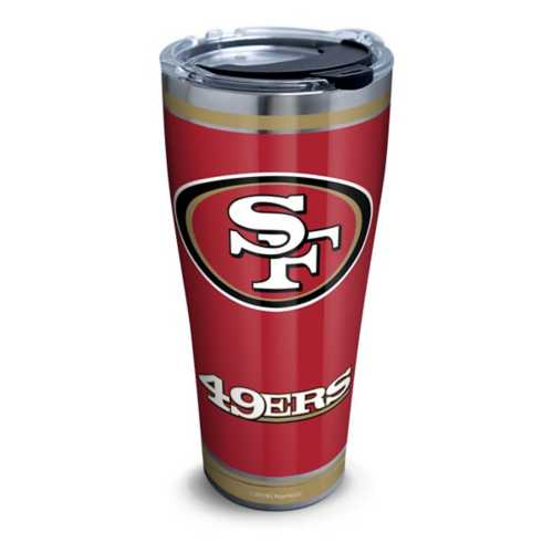 Tervis San Francisco 49ers Touchdown Stainless Steel 30oz Tumbler