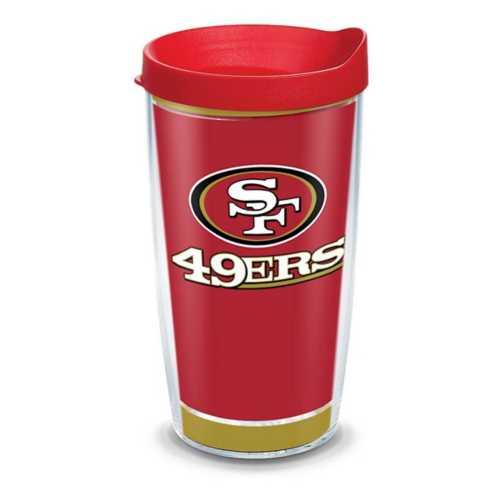 Tervis San Francisco 49ers State Logo 16oz Tumbler