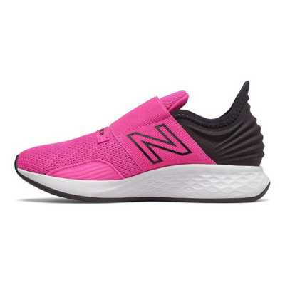Girls' New Balance Fresh Foam Roav Hook & Loop Running Shoes