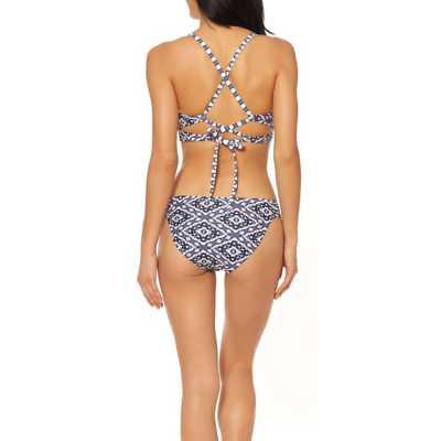 Women's Jessica Simpson Venice Beach Cropped Bikini Top