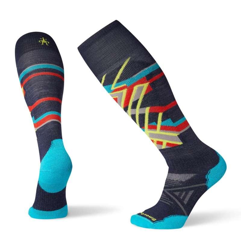 Men's Smartwool PhD Ski Medium Pattern Socks
