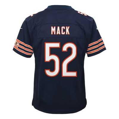 Kids' Nike Chicago Bears Khalil Mack Game Jersey