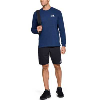 Men's Under Armour Sportsyle Terry Logo Crew