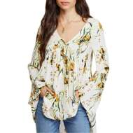 Women's Free People Bella Printed Tunic