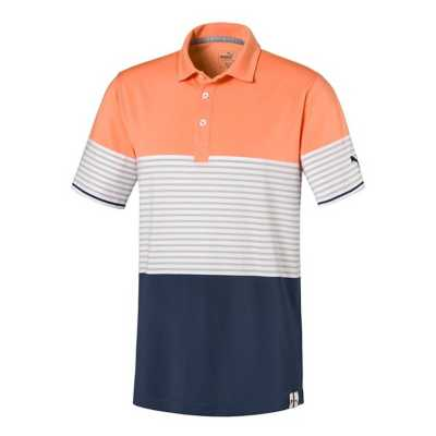 Men's Puma Cloudspun Taylor Golf Polo