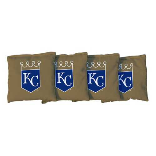 Escalade Sports Kansas City Royals Bean Bag 4 Pack