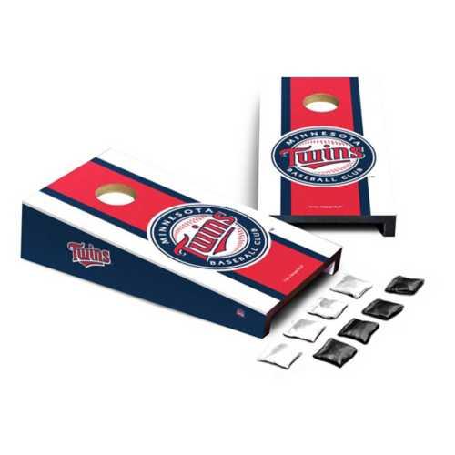 Escalade Sports Minnesota Twins Desktop Cornhole Game