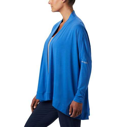 Women's Columbia Slack Water Knit Cover Up Wrap Cardigan