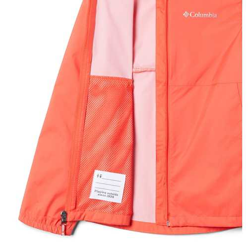 Girls' Columbia Switchback II Rain Jacket