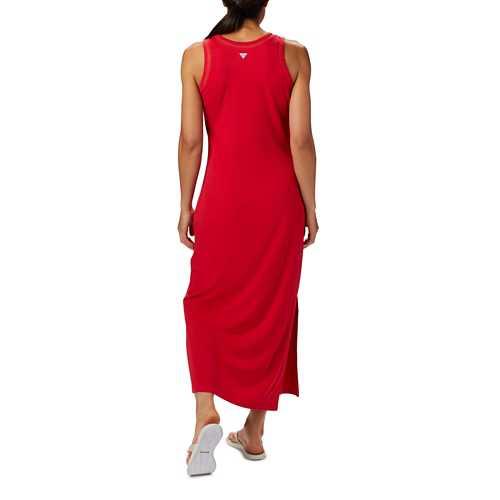 Women's Columbia PFG Slack Water Knit Maxi Dress
