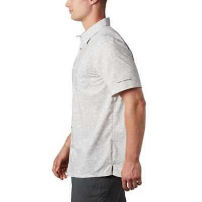 Men's Columbia PFG Super Slack Tide Camp Button Up Shirt