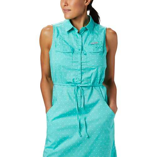 Women's Columbia PFG Bonehead Stretch Sleeveless Dress