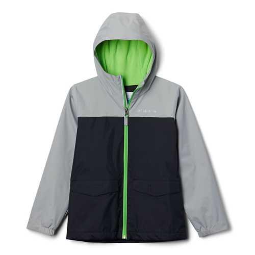 Black/Columbia Grey/Green Mamba