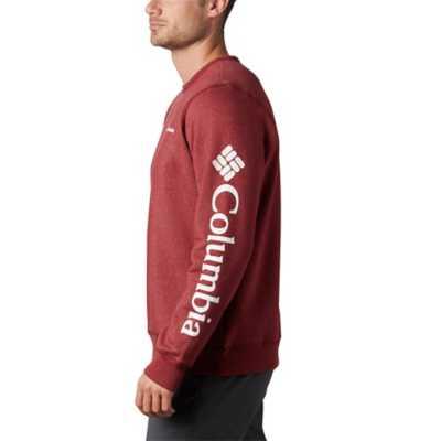 Men's Columbia Logo Fleece Crew