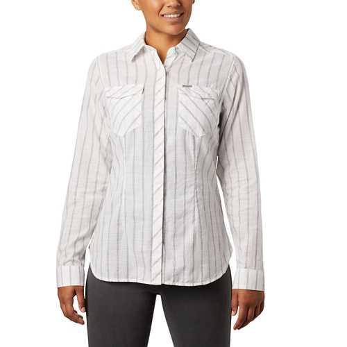 Women's Columbia Camp Henry II Long Sleeve Shirt