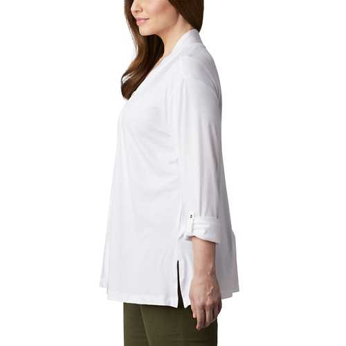 Women's Columbia Plus Size Essential Elements Cardigan
