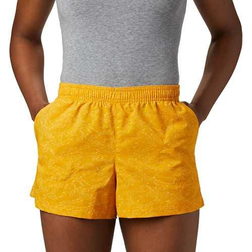 Women's Columbia Sandy River II Printed Shorts