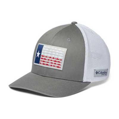 Titanium/White/Texas Fish Flag
