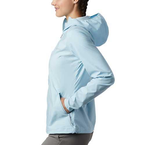 Women's Columbia Heather Canyon Softshell Jacket
