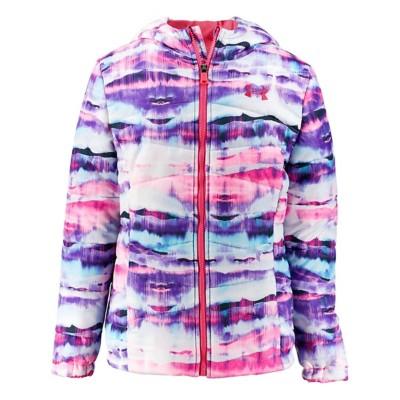 19bf06221 Toddler Girls' Under Armour Prime Print Puffer Jacket