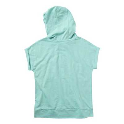 Girls' Carhartt Dolma Short Sleeve Hoodie