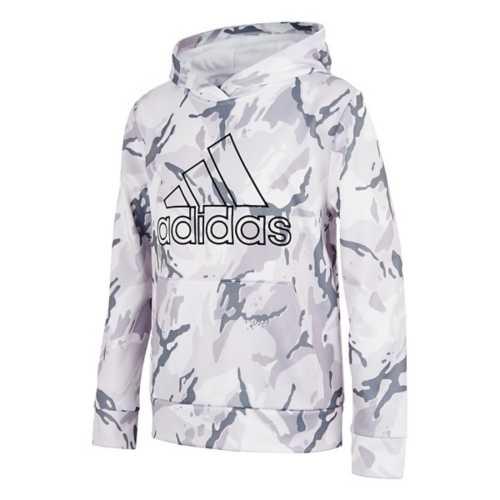 Boys' adidas Core Camo Hoodie